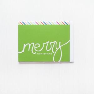 handwritten-merry